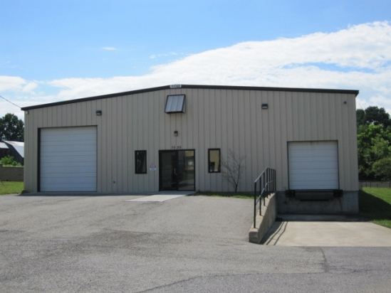 6 000 square feet industrial building for 6000 square feet